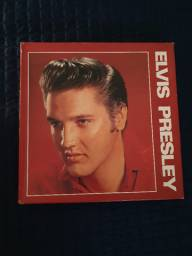 Coletânea com 5 discos Elvis Presley