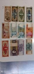 Dinheiro antigas