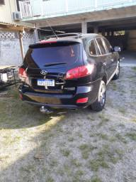 Hyundai Santa Fe 2008/09 2.7 4x4 GLS V6 24V 200CV Gas. Aut