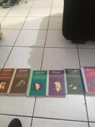 Livros de Coleção Biblioteca Folha