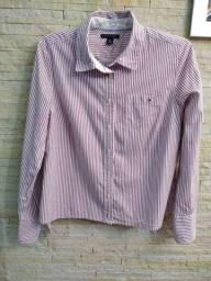 Camisa feminina marca Tommy Hilfiger