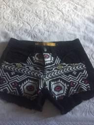 Shorts tam 36