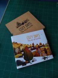 Livro: Cozy Days: The Art of Iraville - Ira Sluyterman van Langeweyde
