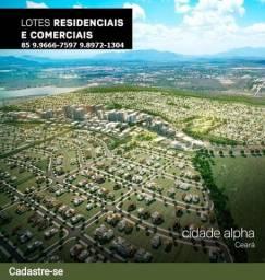 Venha conhecer a Cidade Alpha Ceará! Uma oportunidade para sua familia