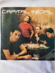 CD Capital Inicial - Rosas e Vinho Tinto