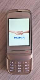 Nokia C2-06 Gold - 2 Chips - Cseries