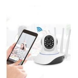 Câmera de Segurança Wi-Fi visão noturna