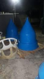 Incubadoras alevinos *