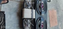 Vendo 4TS 2da Pioneer com a caixa e 2 sem caixa 1 módulo pequeno
