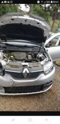 Sucata Renault sandero 2018
