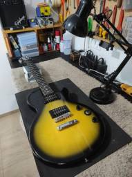 Guitarra Epiphone Les Paul * Usada* Parcelo e dou garantia.