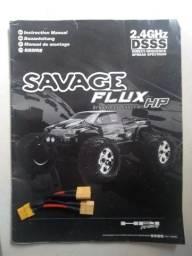 Automodelo Savage flux hpi