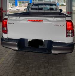 Hilux cabine simples 2017