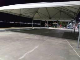 Vendas e locacao de tendas e coberturas