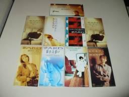 CDs Japoneses Diversos - Singles e Álbuns - Excelente conservação