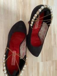 Sapato plataforma 100.00
