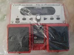 Vocal Performer VE - 20 vocal processor - semi nova