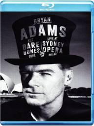 Blu ray Bryan Adams The Bare Bones - Tour Live At Sydney Opera House