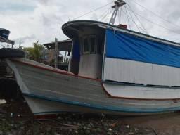 Vendo barco 10 mil