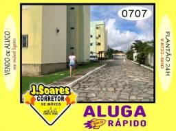 Bancários, 2 quartos, suíte, 57m², R$ 750 C/Cond, Aluguel, Apartamento, João Pessoa