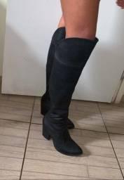 Vendo bota cano alto - sapatinho de luxo