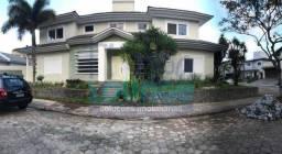 Título do anúncio: Casa em condomínio fechado à venda no bairro Saco Grande, com 4 dormitórios.