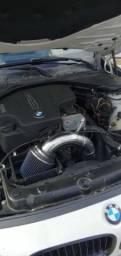 Intake Inox com filtro K&N para BMW