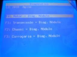 Scanner GM Tech2 original atualizado na concessionária portugues