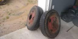 Vendo 4 aros de caminhão chama no wats *