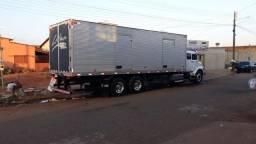 Título do anúncio: vendo caminhao mb 1525 ano 88/89 truck bau