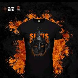 Camisa Team six Concept