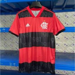 Camisa do Flamengo Adidas 2021/2022