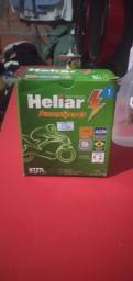Baterias Heliar power Sport 6Ah 60A/6V NOVA NA CAIXA