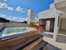 Cobertura com 4 dormitórios à venda, 110 m² por R$ 1.250.000 - São Luiz - Belo Horizonte/M
