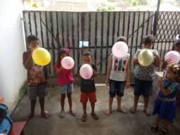 Super promoção de Recreação infantil