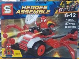 Wolverine, compatível com LEGO
