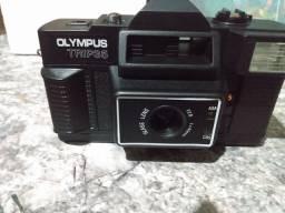 Vendo câmera  trip35 with d zuiko f 2.8 f=40