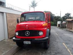 Vendo Caminhão Mercedes Bens 1978 Raridade!!
