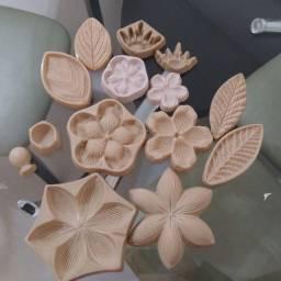 Modeladores / Frisadores para fazer flores de E.V.A