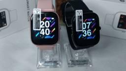 Relógio Smartwatch Inteligente P8 SE touch