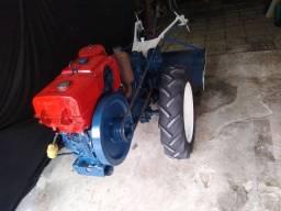 Tobata 16 cv com pneus grande