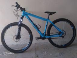 Título do anúncio: Bike track trivo semi nova aro 29