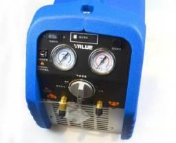 Recicladora de gás de refrigeração
