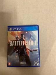 Jogo ps4- Battlefield 1
