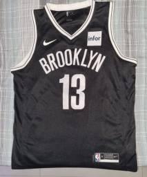 Camisa Basquete Brooklyn Nets