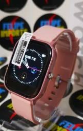 Smartwatch Colmi P8  / Troca Foto/msg Facebook/Instagram/chamadas