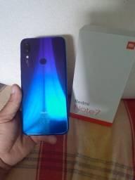 Xiaomi Note 7 64Gb Troco Em iphone 7