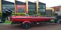 Carrera Lumaq Bass Boat