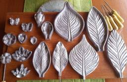 Frisadores de Alumínio para Flores de EVA