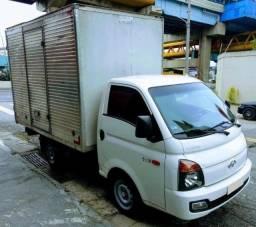 Hyundai HR Baú = Bongo